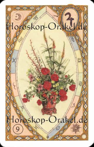 Die Blumen, Steinbock Tageshoroskop Liebe für übermorgen