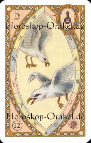 Die Vögel, Steinbock Monatshoroskop