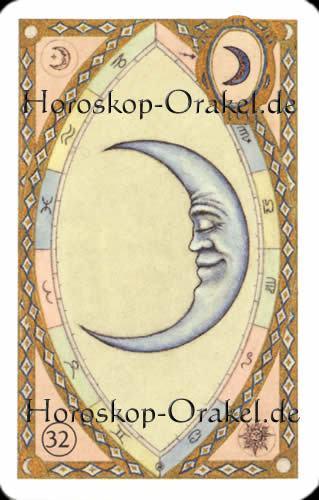 Der Mond, Steinbock Monatshoroskop
